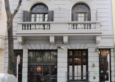imagen de la residencia